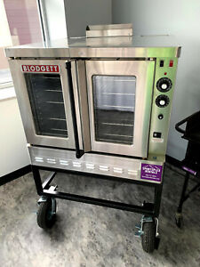 Blodgett Full size Convection Oven Package