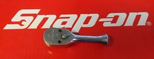 Snap On Tools 3 8 Drive 4 Long Stubby Handle Ratchet Fk936 Ships Free