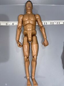 1 6 Nude 21st Toys Super Soldier Figure Dragon GI Joe Ultimate Soldier $7.50