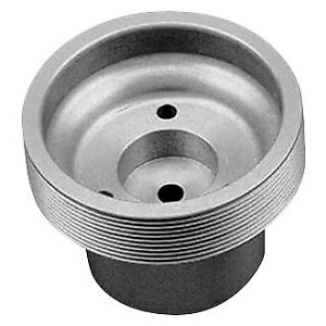 Pro Street Lower Supercharger Drive Pulley W Short Nose Chevy Small Block Gen I