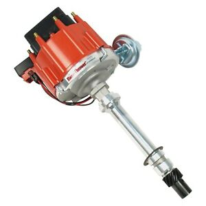 Pertronix D1051 Flame thrower Hei Distributor Chevy Small Block V8