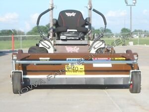 63 Flail Deck For Grasshopper Front Mounted Mowers Finish Rough Cut Mower
