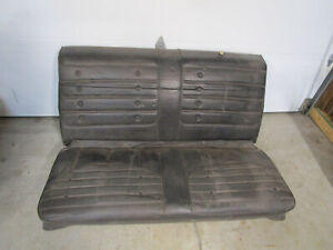 1970 1971 1972 Chevelle Cutlass Gto Skylark Gs Rear Seat For 2 Door Hardtop