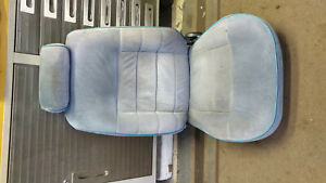 1987 1993 Oem Ford Mustang Driver Front Lh Blue Ssp Notch Back