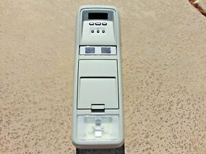 03 11 Ford Crown Vic Grand Marquis Overhead Dome Light Console Grey Nice