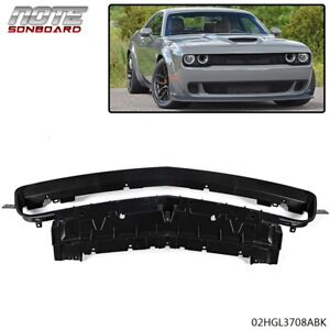 New Grille Reinforcement Grill For Dodge Challenger 15 17 Ch1223103 68258750ac