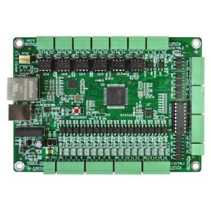 6 Axis Mach3 Controller Board Cnc Motion Controller Support Usb Ethernet X top