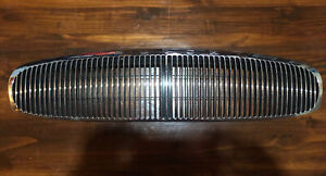 1997 2005 Buick Park Avenue Front Grill Grille Chrome Assemly Oem