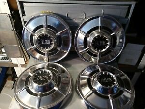 Ford Falcon Hubcaps Dog Dish 1964 1965