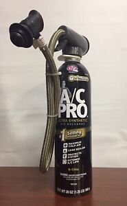 Ac Pro Acp 100v Car Air Conditioner Synthetic R134a Refrigerant Recharge Kit 20z