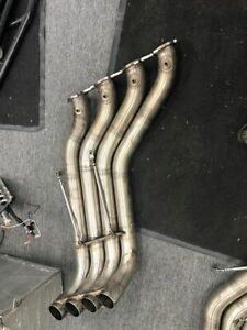 Pro Fab Stainless Steal Zoomie Headers 2 5 8 Tube Big Block Chevy Big Cheif Head
