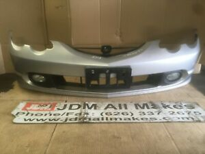 Jdm 03 06 Honda Integra Dc5 Type R Acura Rsx Front Bumper Cover With Fogs Oem