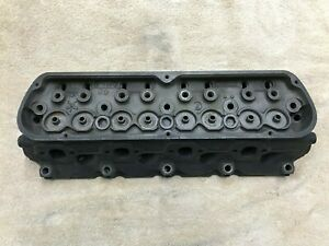 67 68 Ford Shelby Mustang 289 Hipo Oem Single Cylinder Head K Code Gt350