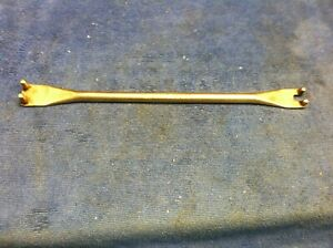 Snap On Tools Usa 12 Length Differential Adjusting Spanner Wrench A175
