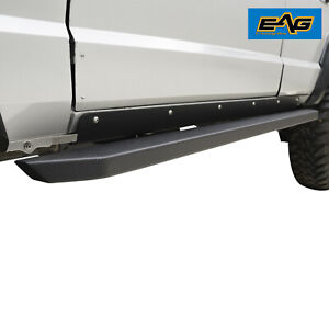 Eag Fits 84 01 Jeep Cherokee Xj Rock Crawler Jeep Rock Slider Side Step