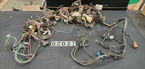 1990 1993 Ford Mustang Gt V8 Lx Dash Wiring Harness 02037