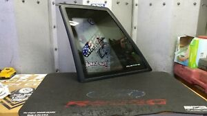 1987 1993 Ford Mustang Lx Coupe Oem Lh Driver 1 4 Quarter Glass Window Nice