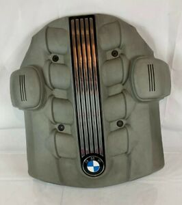 Bmw E53 Top Engine Motor Cover Panel Shield Sound Protection Cap Oem X5 4 4l