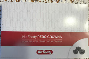 Hu friedy Dental Pedo Crowns Introductory Kit 48 Crowns Ssc kit Free Shipping