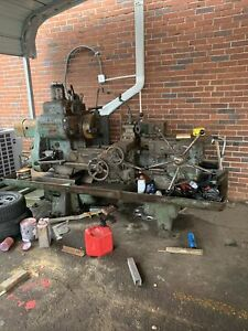 Im Selling A Lathe Machine It Works Good The Last Time I Used Last Year It Just