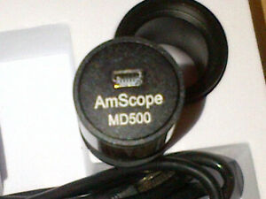 Amscope Md 200 Hd Video Camera
