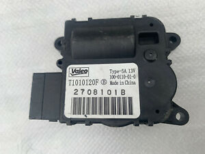 Ford Lincoln Rear Heater Core Flap Motor Actuator Blend T1010120f Oem