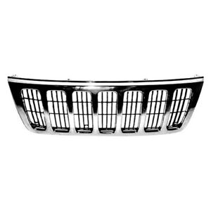 For Jeep Grand Cherokee 1999 2003 Sherman 086 99 1 Inner Outer Grille