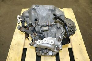 2009 2014 Honda Acura Tsx 2 4l 6 Speed Manual Transmission Sm5m Gearbox