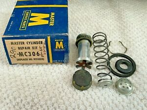 Master Cylinder Kit Ford Thunderbird T bird 1959 1960 Nos 306