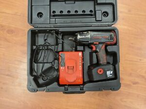Ct6850 Snap on 1 2 Impact Gun W Charger Battery Hardcase