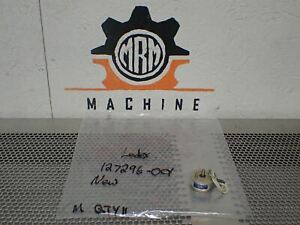 Ledex 127296 001 Rotary Solenoid New Old Stock See All Pictures