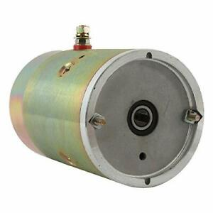 Db Electrical Snow Plow Lift Motor Compatible With For Meyer Diamond Motors