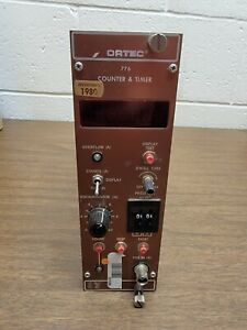 Ortec 776 Counter And Timer