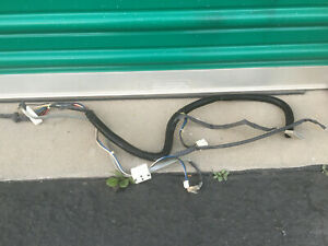 Triton 9100 Atm Complete Wiring Harness Mech S