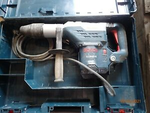 Bosch Rotary Hammer Drill 13 amp 1 5 8 in Sds max Variable Speed Corded