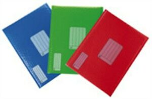 Scotch 8915 ds Assorted Colors Plastic Bubble Mailer 10 5 X 15 5 In