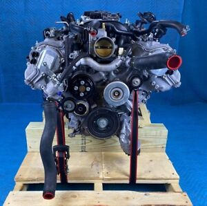 Lexus Ls460 Rwd Engine 4 6l 48k Warranty 2007 2009 Oem