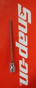 Snap On Tools 3 8 Drive 5 32 Long Hex allen Socket Driver Fa5l Ships Free