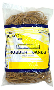 Rubber Bands 33 Rubber Band Pack 1 Pound Bag