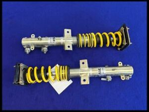 2011 2012 2013 2014 Ford Mustang St Suspension Front Adjustable Strut Springs