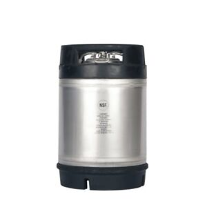 2 5 Gallon Ball Lock Keg New Relief Valve Homebrew Draft Beer Nsf Approved