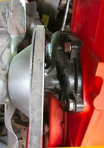 1955 1962 Chevrolet 235 261 Short Shaft Water Pump Gm Il6 Chevy 235 Water Pump