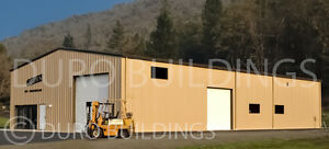 Durobeam Steel 40 x60 x18 Metal Barn Home Garage Clear Span Building Kit Direct