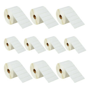 20 Rolls Of 2000 Labels 3 x1 Direct Shipping Labels For Zebra Lp 2824 Tlp 3844z