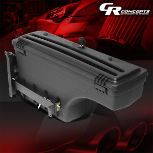 Passenger Side Truck Bed Wheel Well Storage Box For 2015 2019 Colorado Canyon
