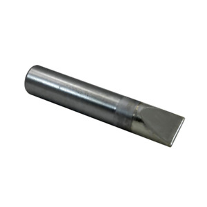 1 1 8 In X 5 7 8 In Chisel Style Soldering Iron Tip