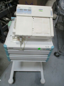 Philips Series 50a Fetal Monitor With Cart And Accessories