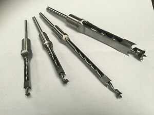 Imperial Mortice Chisel Bit Sets From Wadkin Bursgreen Various Sizes