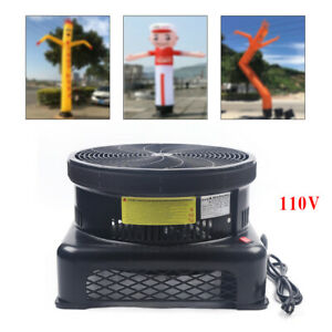 750w 17 7 Air Blower Inflatable 400pa Blower For Sky Fly Guy Dancer Wind Tube