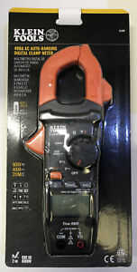 New Klein Tools Cl220 400 Amp Ac Auto ranging Digital Clamp Meter